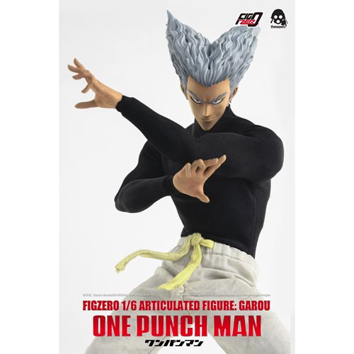 One Punch Man Garou FigZero 1:6 Scale Action Figure