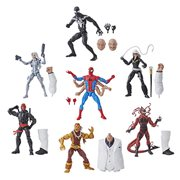 Amazing Spider-Man Marvel Legends Figures Wave 11 Case