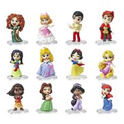 Disney Princess Comics Mini-Figures Series 2 - Set of 4