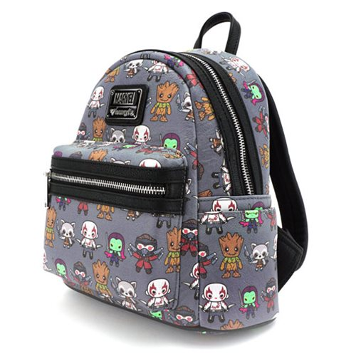 Guardians of the Galaxy Kawaii Print Mini Backpack