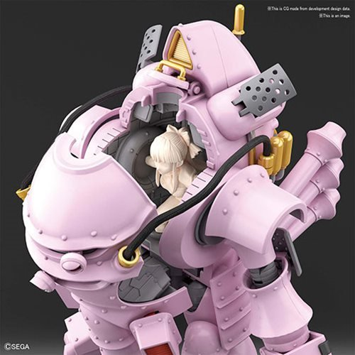 Sakura Wars Kobu-Kai Sakura Shinguji Type HG 1:20 Scale Model Kit