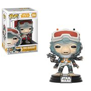 Star Wars Solo Rio Durant Pop! Vinyl Bobble Head