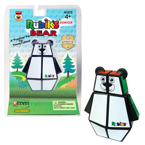 Rubik's  Junior Bear Puzzle