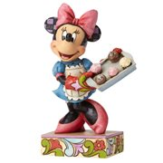 Disney Traditions Baker Minnie Mouse Statue