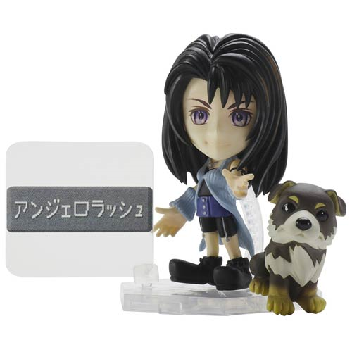 Final Fantasy Mini Rinoa Trading Arts Kai Mini-Figure