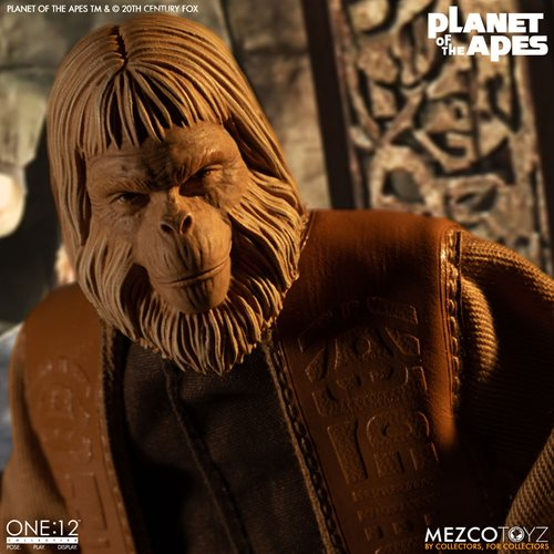 Planet of the Apes (1968): Dr. Zaius One:12 Collective Action Figure