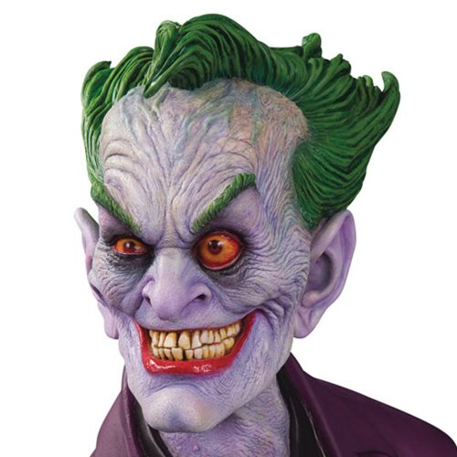 DC Gallery The Joker by Rick Baker Ultimate Edition 1:1 Scale Bust