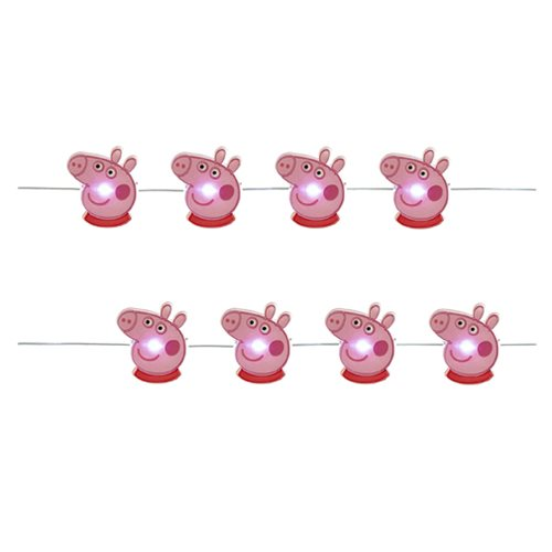 Peppa Pig LED Fairy Light Set