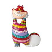 Disney Alice in Wonderland Cheshire Cat 14 1/4-Inch Statue by Romero Britto