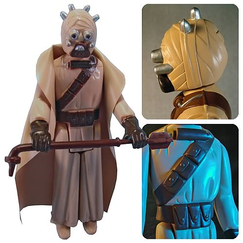 Star Wars Tusken Raider Jumbo Vintage Kenner Action Figure
