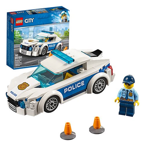 LEGO 60239 City Police Patrol Car