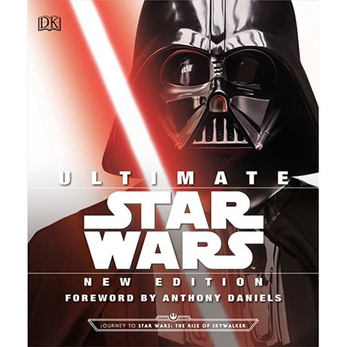 Ultimate Star Wars, New Edition: The Definitive Guide to the Star Wars Universe Hardcover Book