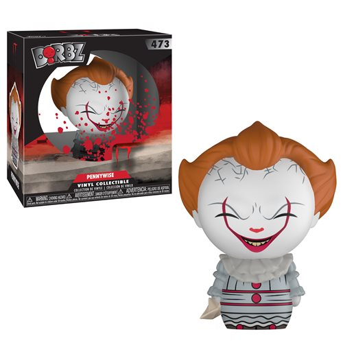 It Pennywise Dorbz Vinyl Figure #473
