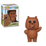 We Bare Bears Grizz Pop! Vinyl Figure #549