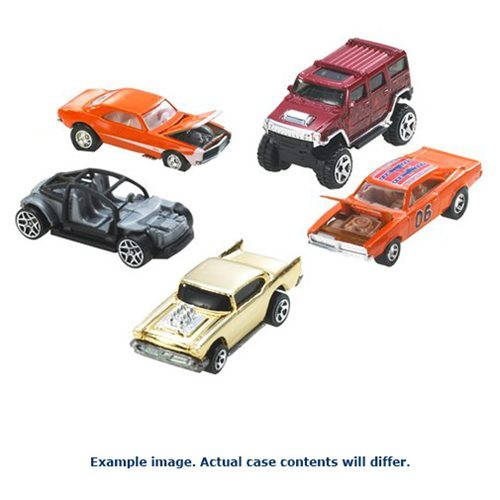 Hot Wheels Worldwide Basic Cars 2018 Wave 7 Case