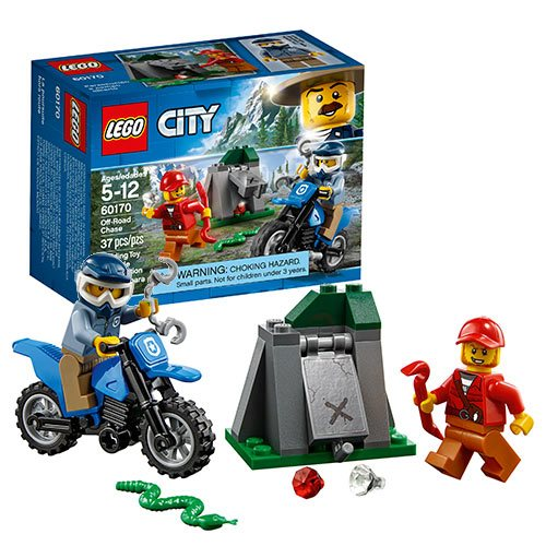 LEGO City Police 60170 Off-Road Chase