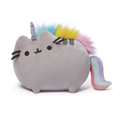 Pusheen the Cat Pusheenicorn 13-Inch Plush