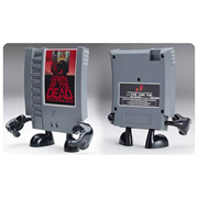 10-Doh! Dawn of the Dead Technology Video Game Cartridge Vinyl Figure
