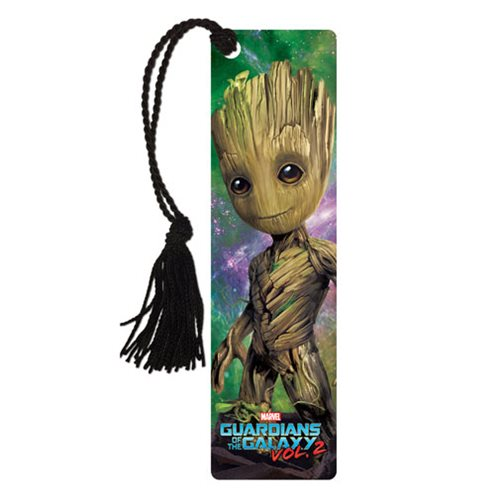 Guardians of the Galaxy Vol. 2 Baby Groot Bookmark