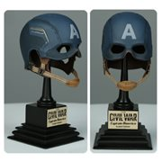Captain America: Civil War Captain America Marvel Armory Collection 1:3 Scale Helmet Prop Replica