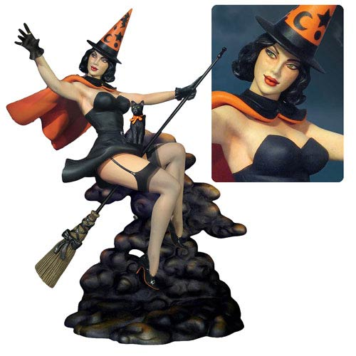 Kimba the Witch 12-Inch Maquette Statue