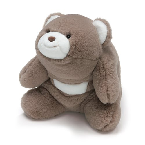 Snuffles Bear Taupe 8-Inch Plush