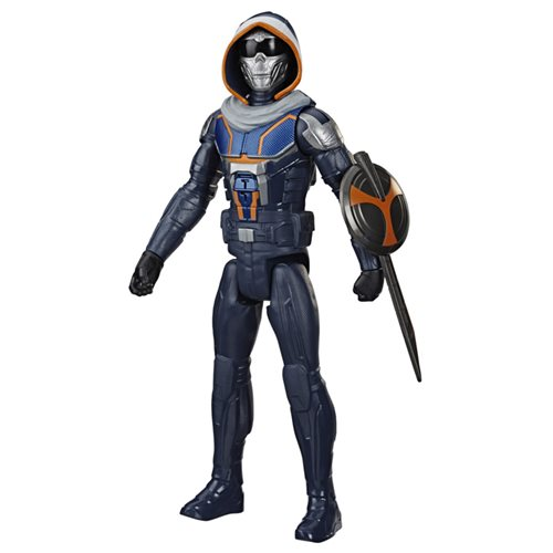 Black Widow Titan Hero Series 12-Inch Action Figures Wave 1