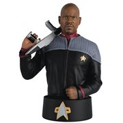 Star Trek Bust Collection Captain Benjamin Sisko with Collector Magazine #7