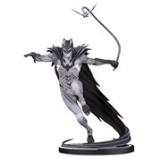 Batman Black and White by Kenneth Rocafort Statue