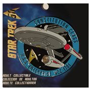 Star Trek Enterprise NCC-1701 Pin