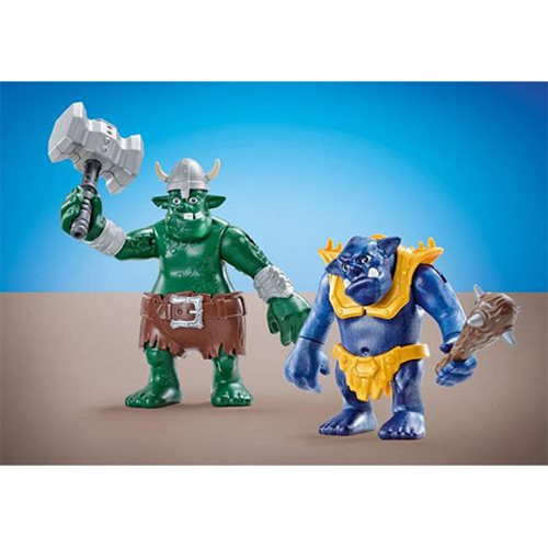 Playmobil 6593 Two Giant Trolls