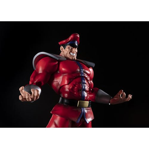 Street Fighter M. Bison SH Figuarts Action Figure