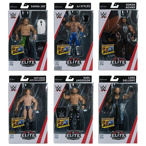 WWE Elite Collection Series 56 Action Figure Case