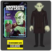 Nosferatu Glow in the Dark ReAction Figure - Entertainment Earth Exclusive