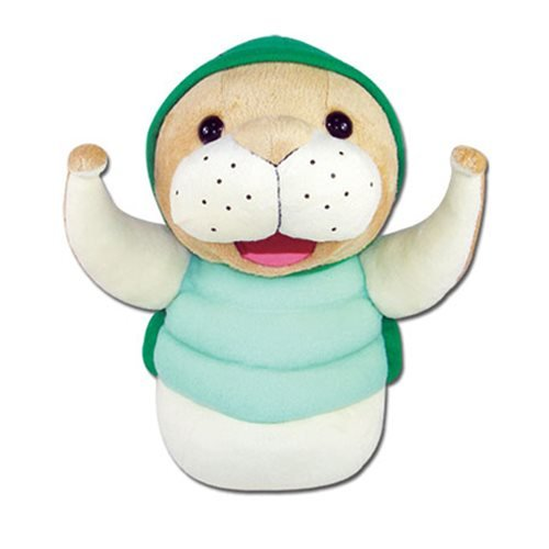 One Piece Kung Fu Jugon 10-Inch Plush