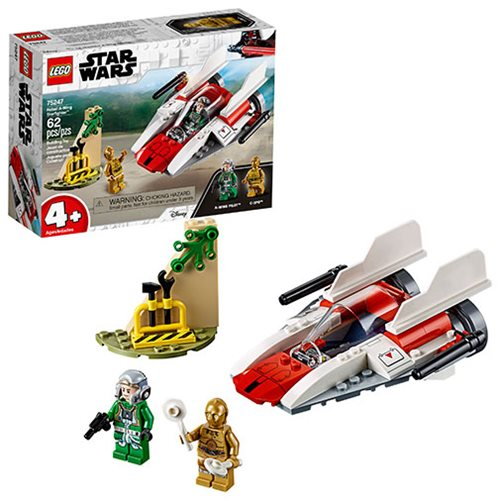 LEGO 75247 Star Wars Rebel A-Wing Starfighter