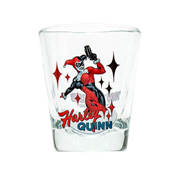 Batman Harley Quinn DC Comics Shot Glass