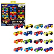 Nerf Nitro Foam Car 16-Pack Version 1