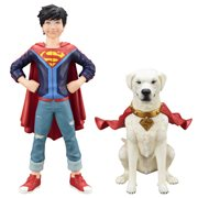 DC Comics Super Sons Jonathan Kent and Krypto ArtFX+ Statue 2-Pack