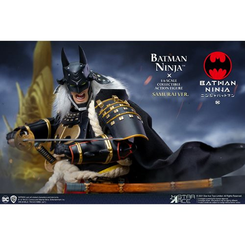 Batman Ninja 2.0 Samurai 1:6 Scale Action Figure