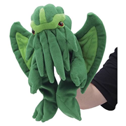 Cthulhu 17-Inch Hand Puppet