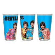 Beatles Sgt. Pepper's Lonely Hearts Club Band 16 oz. Sublimated Pint Glass
