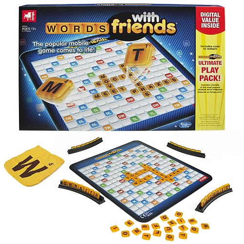 Words With Friends Classic Game