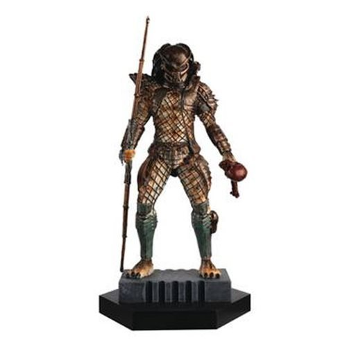Alien and Predator Hunter Predator From Predator 2 Figure with Collector Magazine #13