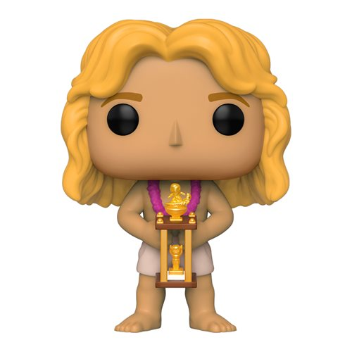Fast Times at Ridgemont High Jeff Spicoli with Trophy Pop! Vinyl Figure