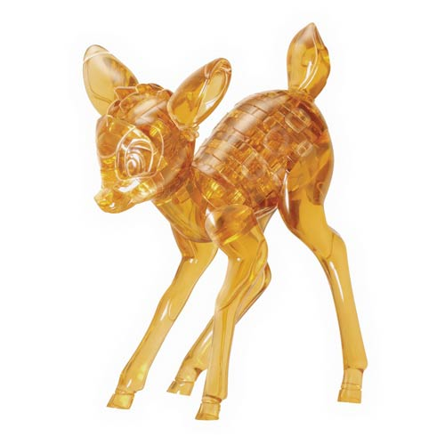 Bambi 3D Crystal Puzzle Mini-Figure