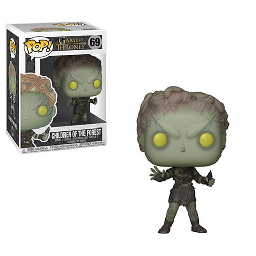 Game of Thrones Children of the Forest Pop! Vinyl Figure #69, Not Mint