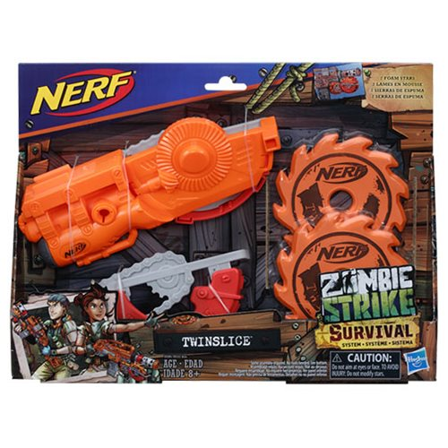 Nerf Zombie Survival Kit Accessories Wave 1 Set