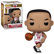NBA: Legends Scottie Pippen (Bulls Home) Pop! Vinyl Figure