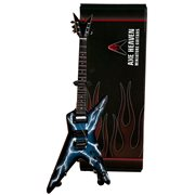 Pantera Dimebag Darrell Signature Lightning Bolt Miniature Guitar Replica